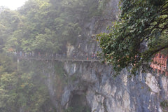 Travelbay Customer Reviews - Ray & Rose Schmidt in China - Zhangjiajie