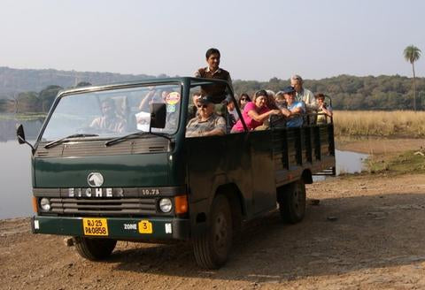 Travelbay India - 9 Day Golden Triangle & Tigers - Canter Safari