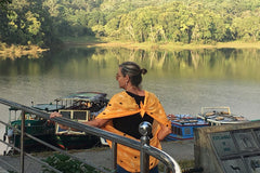 Travelbay India Reviews - Jo Sharp - Lake Periyar, India