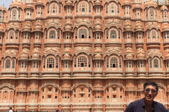 Travelbay India Reviews - Jon Choo, Hawa Mahal, Jaipur