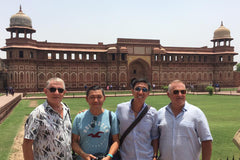 Travelbay India Reviews - Jon Choo at Agra Fort