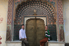 Travelbay India Reviews - Sarah & Julian, City Palace, Jaipur