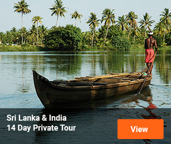 Travelbay India Tours - Sri Lanka and India 14 Day Private Tour