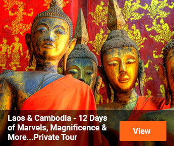 Travelbay Laos Tours - 12 Days of Marvels