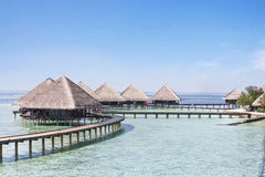 Travelbay Maldives Holidays - Adaaran Club Rannalhi - Water Bungalow