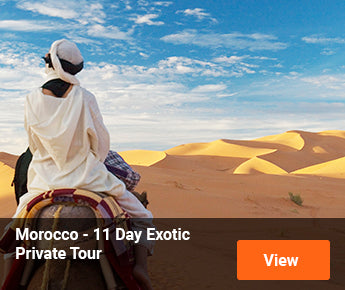 Travelbay Morocco Tours - 11 Day Exotic Morocco Private Tour