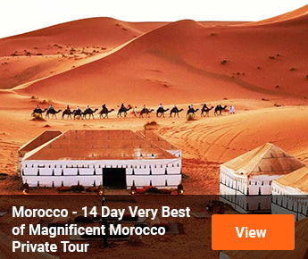 Travelbay Morocco Tours - 14 Day Very Best of Magnificent Morocco Private Tour