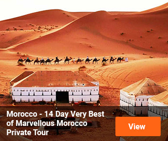 Travelbay Morocco Tours - 14 Day Very Best of Marvellous Morocco Private Tour