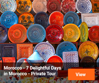 Travelbay Morocco Tours - 7 Delightful Days in Morocco Private Tour