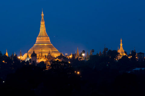 Travelbay Snapshot Yangon – 5 top tips - Shwedagon Pagoda
