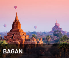 Travelbay Myanmar Tailor Made Tours - Bagan - Buddhist Monuments