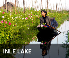 Travelbay Myanmar Tailor Made Tours - Inle Lake - floating garden