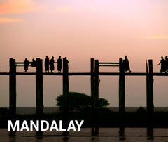 Travelbay Myanmar Tailor Made Tours - Mandalay - river