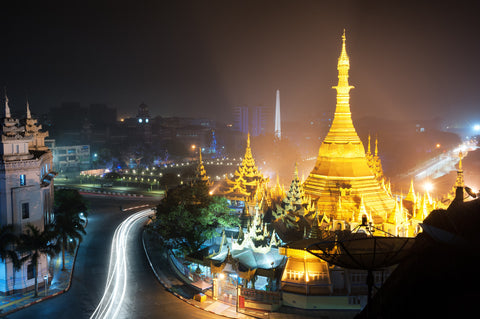 Travelbay Snapshot Yangon - 5 Top Tips - Sule Pagoda