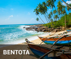 Travelbay Sri Lanka Tailor Made Tours - Bentota - beach