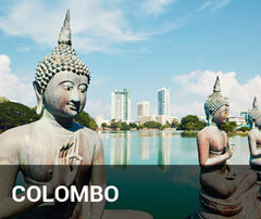 Travelbay Sri Lanka Tailor Made Tours - Colombo - Buddha Statue