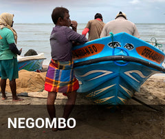 Travelbay Sri Lanka Tailor Made Tours - Negombo - local with boat