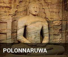 Travelbay Sri Lanka Tailor Made Tours - Polonnaruwa - buddha statue