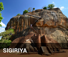Travelbay Sri Lanka Tailor Made Tours - Sigiriya - rock fortress