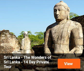 Travelbay Sri Lanka Tours - 14 Day Wonders Private Tour