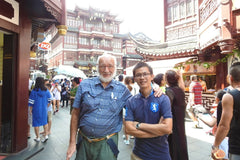 Travelbay Tailor Made Tours Reviews - Ray Renfrey in Shanghai, China