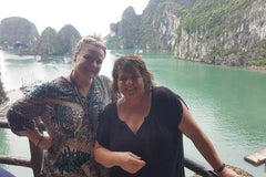 Travelbay Tailor Made Tours Reviews - The Katrinas in Ha Long Bay, Vietnam