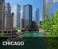 Travelbay USA Tailor Made Tours - Chicago - City View