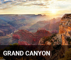 Travelbay USA Tailor Made Tours - Grand Canyon - View of Canyon