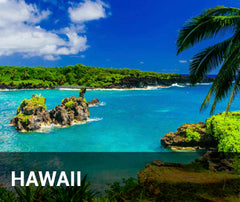 Travelbay USA Tailor Made Tours - Hawaii - water views