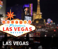 Travelbay USA Tailor Made Tours - Las Vegas - City Sign