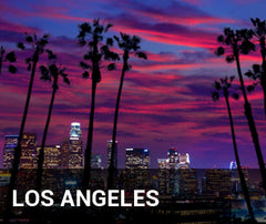 Travelbay USA Tailor Made Tours - Los Angeles - Night Sky