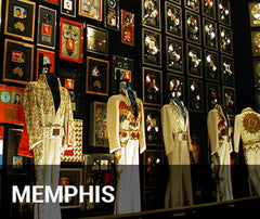 Travelbay USA Tailor Made Tours - Memphis - Elvis Exhibition