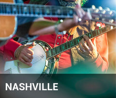 Travelbay USA Tailor Made Tours - Nashville - musicians
