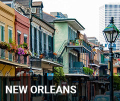 Travelbay USA Tailor Made Tours - New Orleans - Street View