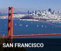 Travelbay USA Tailor Made Tours - San Francisco - Bridge
