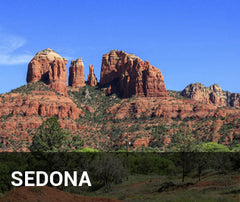 Travelbay USA Tailor Made Tours - Sedona - landscape