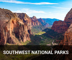 Travelbay USA Tailor Made Tours - Southwest National Parks - landscape