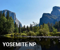 Travelbay USA Tailor Made Tours - Yosemite NP - Park view