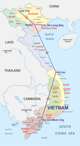 Travelbay Vietnam – 13 Day Amazing Tour from South to far North