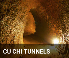 Travelbay Vietnam Tailor Made Tours - Cu Chi Tunnels