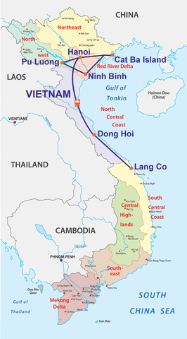 Travelbay Vietnam Tours - 15 Day Something Different