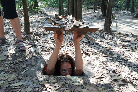 Travelbay Vietnam Tours - Cu Chi Tunnels Day Tour