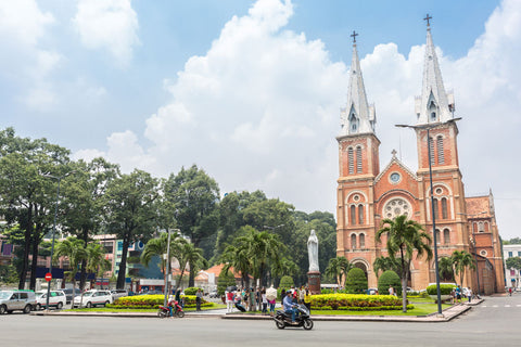 Travelbay Vietnam Tours - Ho Chi Minh City Day Tour