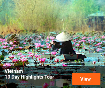 Travelbay Vietnam – 10 Day Highlights of Vietnam Tour