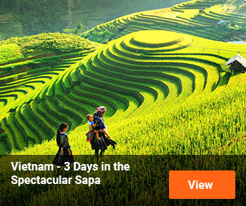 Travelbay Vietnam - 3 Days in the Spectacular Sapa