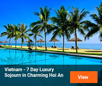 Travelbay Vietnam - 7 Day Luxury Sojourn in Charming Hoi An - 5 Star