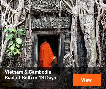 Travelbay Vietnam and Cambodia – Best of Both in 13 Days