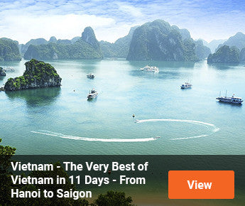Travelbay Vietnam – The Very Best of Vietnam in 11 Days – From Hanoi to Saigon