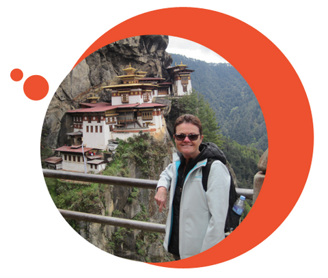 Travelbay Bhutan Tours - Customer Photo - Tiger's Nest Monastery