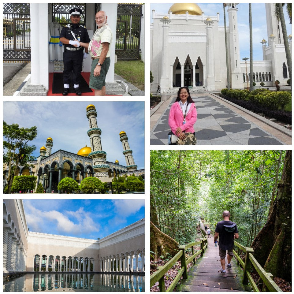 Travelbay Brunei Tours